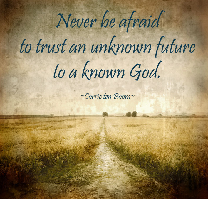 I Can Trust His Promises Victory Call