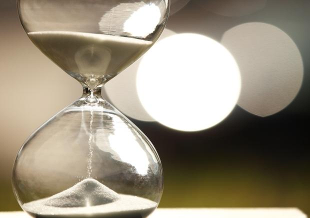 Modern Hourglass